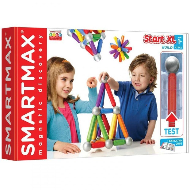 SmartMax Basic Magnetic discovery